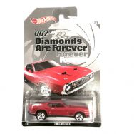 Hot Wheels James Bond 007 - Diamonds Are Forever - '71 Mustang Mach 1